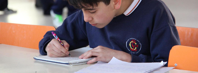 <h1>Crédito <strong>Fiscal</strong></h1> - Colegio León XIII