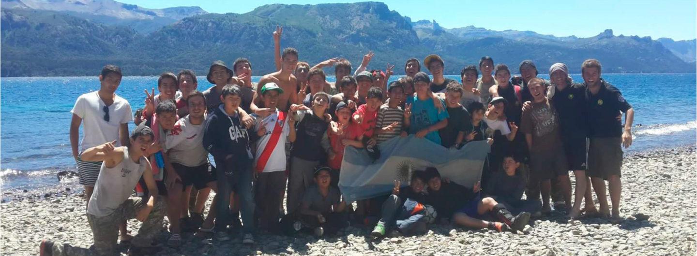 <h1>Exploradores</h1> - Colegio León XIII