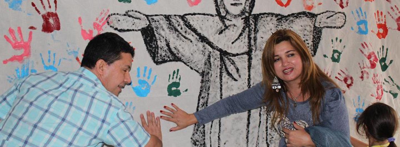 <h1>Familias<strong><br />Animadoras</strong></h1> - Colegio León XIII