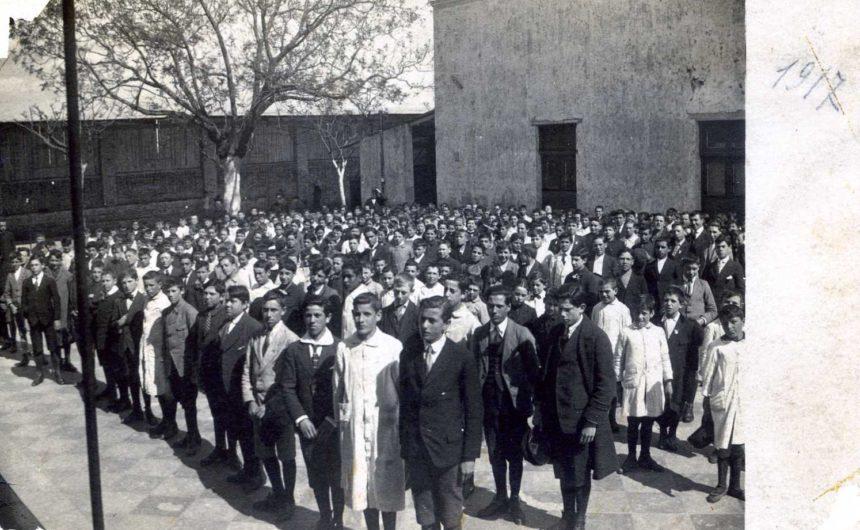 1917 - Colegio León XIII