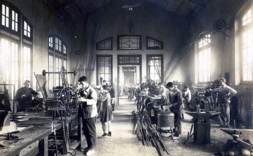 1924 - Colegio León XIII
