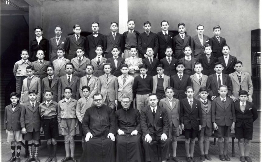 1953 - Colegio León XIII