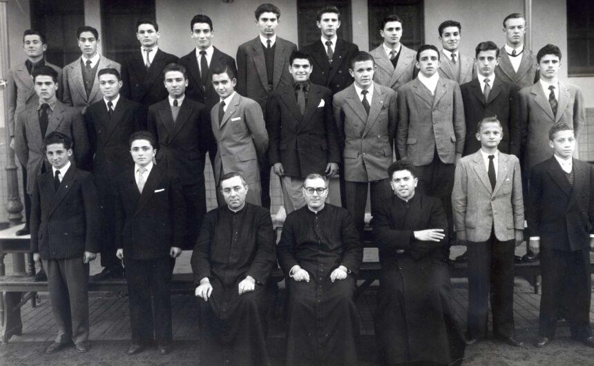 1954 - Colegio León XIII