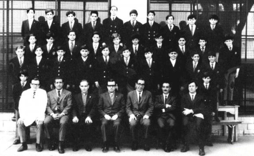 1971 - Colegio León XIII