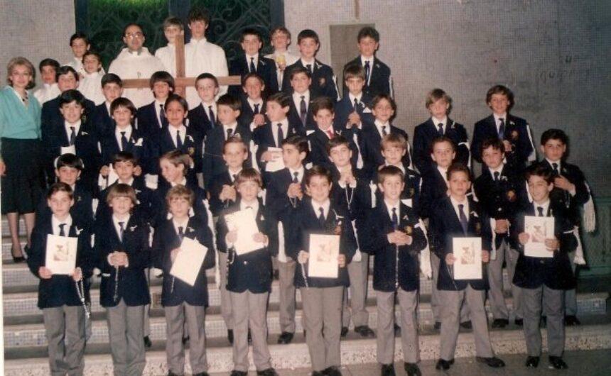 1989 - Colegio León XIII