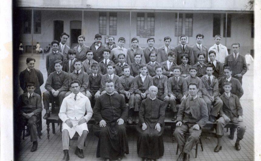 1928 - Colegio León XIII
