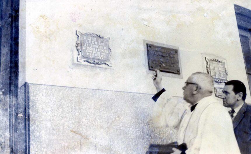 1937 - Colegio León XIII