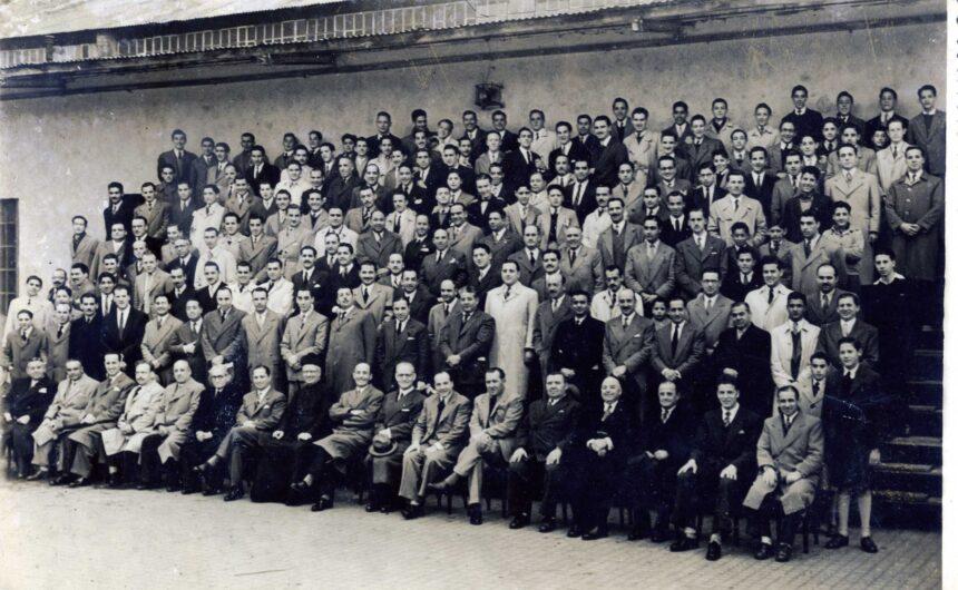 1945 - Colegio León XIII
