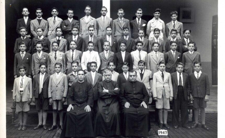 1947 - Colegio León XIII