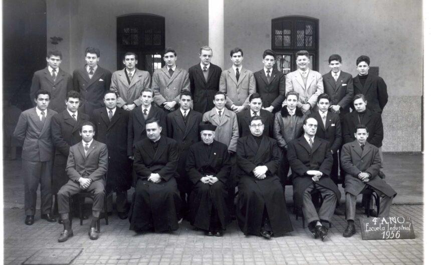 1956 - Colegio León XIII