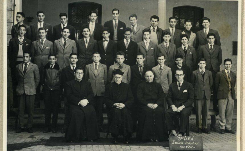 1957 - Colegio León XIII