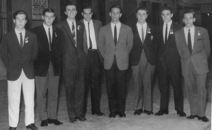 1965 - Colegio León XIII