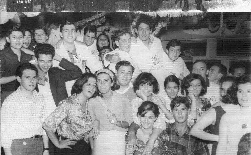 1966 - Colegio León XIII