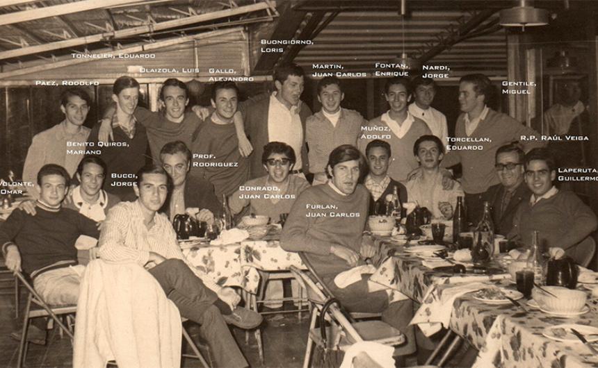 1968 - Colegio León XIII