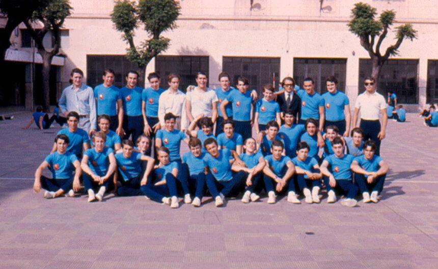 1970 - Colegio León XIII