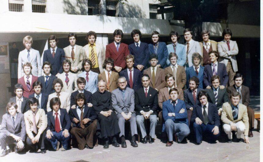 1976 - Colegio León XIII