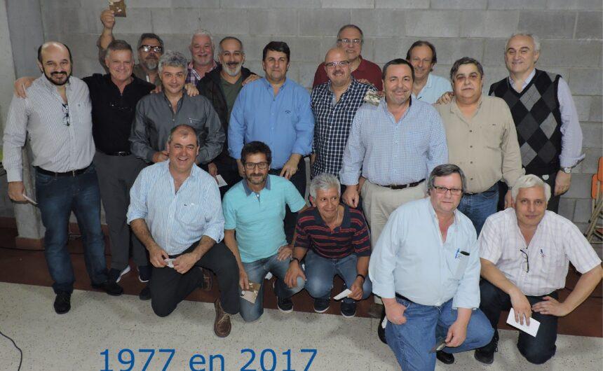 1977 - Colegio León XIII