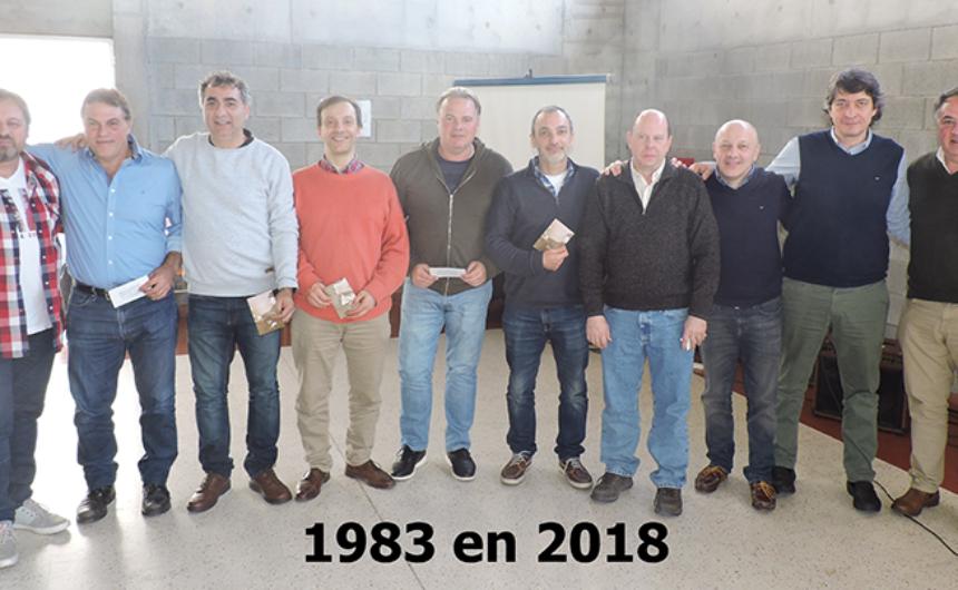 1983 - Colegio León XIII