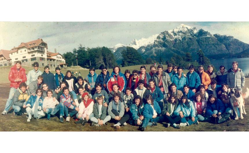 1987 - Colegio León XIII