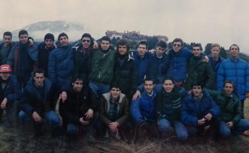 1988 - Colegio León XIII