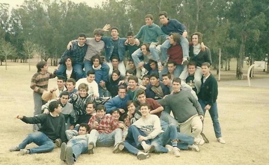 1990 - Colegio León XIII