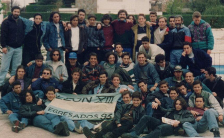 1993 - Colegio León XIII