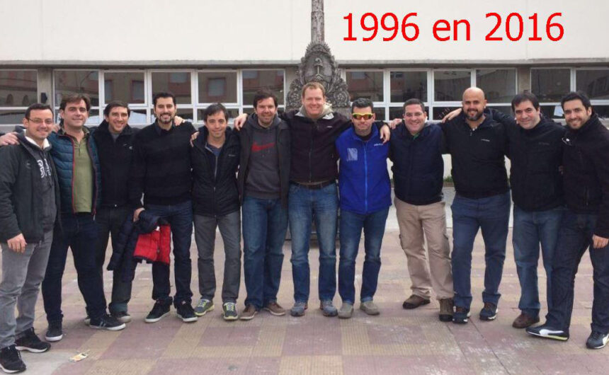 1996 - Colegio León XIII
