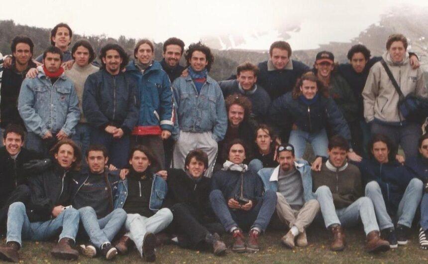 1997 - Colegio León XIII