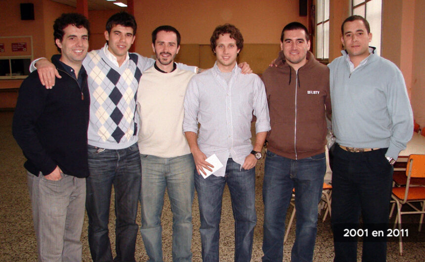2001 - Colegio León XIII