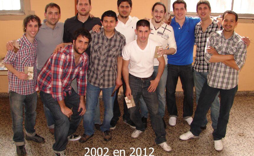 2002 - Colegio León XIII