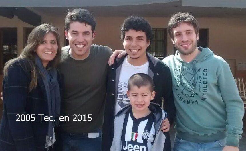 2005 - Colegio León XIII