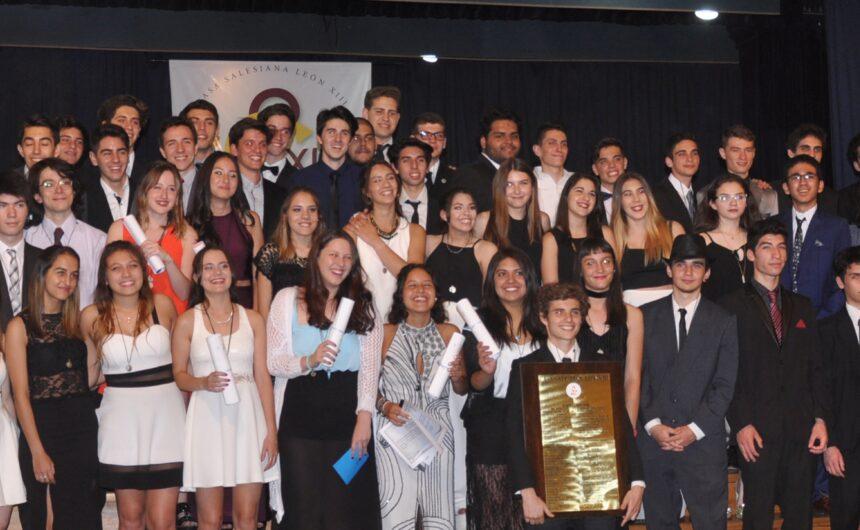 2016 - Colegio León XIII